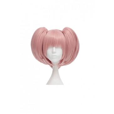 魔法少女まどか☆マギカ 鹿目まどか かなめまどか ピンク コスプレウィッグ ウィッグ 安い 通販