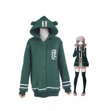 スーパーダンガンロンパ2 七海千秋 コスプレ 衣装 仮装 コスチューム キャラ 人気CC144A