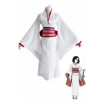 ノラガミ  緋  着物  白色  コスチューム  コスプレ衣装