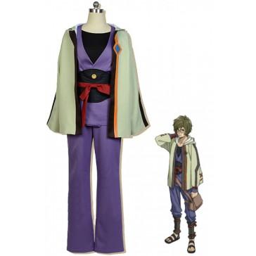 甲鉄城のカバネリ 生駒  コスチューム  コスブレ衣装 人気商品