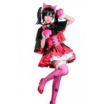 ラブライブ! 矢澤にこ 猫娘 コスプレ 衣装 コスチューム 通販 人気 かわいい