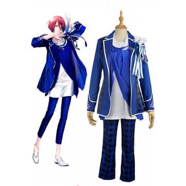 B-PROJECT  MooNs  音済百太郎  ブルー  コスチューム  コスプレ衣装