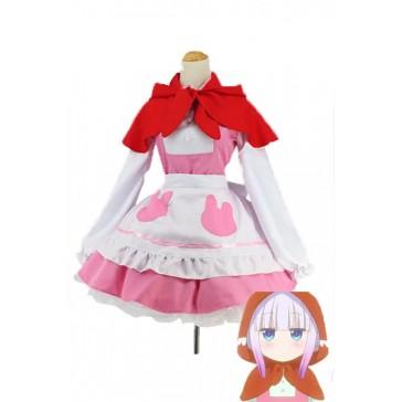 小林さんのメイドドラゴン カンナ マッチ売りの少女 コスプレ 衣装 通販 激安 コスチューム   アニメ