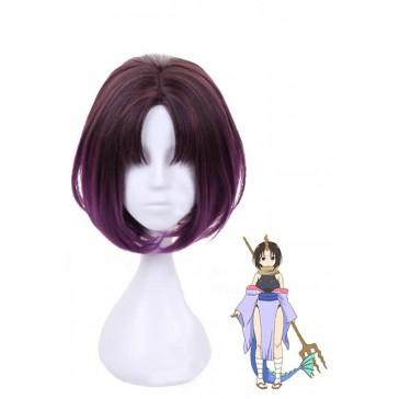 小林さんちのメイドラゴン エルマ 短い コスプレウィッグ 通販 高品質 かつら   LYT05