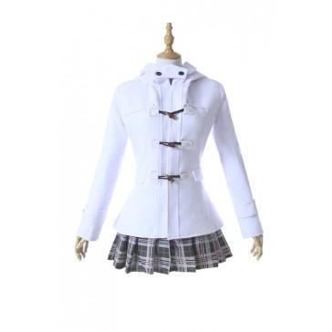 FATE FGO フェイトグランドオーダー マシュ・キリエライト サーブァント コスプレ衣装 ホワイト 安い 通販 仮装