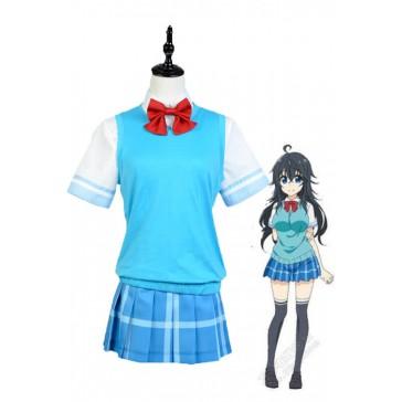 ネトゲの嫁は女の子じゃないと思った? 玉置亜子 学校制服 コスチューム コスブレ衣装