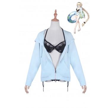 FATE FGO ジャンヌ・ダルク   三周年  水着   コスプレ コスプレ衣装 コスチューム 安い 通販