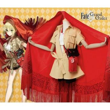 FATE FGO ネロ 三周年 コスプレ衣装 高品質 安い 通販 仮装 人気 コスチューム