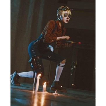 IdentityⅤ 第五人格 機械技師 トレイシー コスプレ衣装 コスチューム 安い 通販 仮装