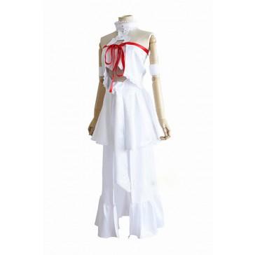 ソードアートオンライン 結城明日奈  アスナ スプレ衣装 ホワイト コスプレ コスチューム 通販 仮装 安い