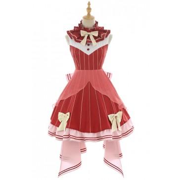カードキャプターさくら 木之本桜 コスプレ コスプレ衣装 コスチューム 安い 通販 仮装