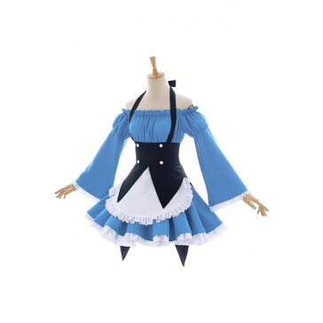 Re:ゼロから始める異世界生活 ラム レム ドレス コスプレ衣装 コスチューム 安い 通販 仮装