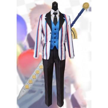 FATE FGO フェイト  アーサー・ペンドラゴン 正装 礼服 コスプレ コスプレ衣装 コスチューム 安い 通販