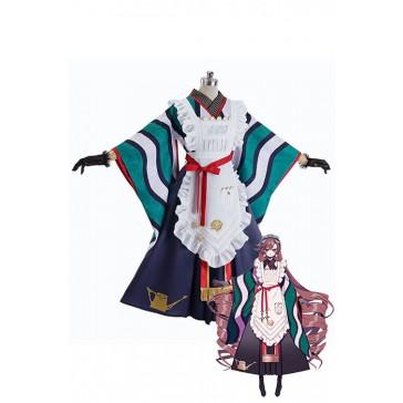 ローゼンメイデン 翠星石 大正ロマン ドレス コスプレ コスプレ衣装