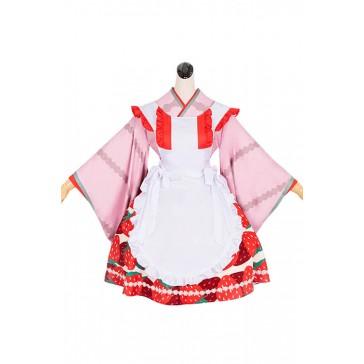 ローゼンメイデン 雛苺 大正ロマン ドレス コスプレ コスプレ衣装 コスチューム 安い 通販 仮装