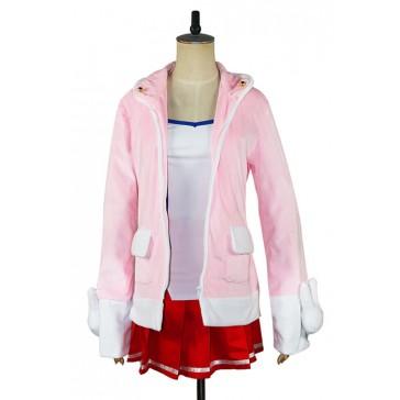 アズールレーン ラフィー コスプレ コスプレ衣装 ピンク コスチューム 安い 通販 仮装