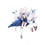 アズールレーン 加賀 コスプレ 衣装 ホワイト コスプレ衣装 コスチューム 安い 通販 仮装