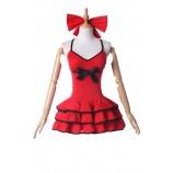 FATE FGO ネロ 水着 レッド コスプレ衣装 ワンピース セクシー コスチューム 安い 通販 仮装