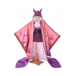 FATE FGO 刑部姫 コスプレ衣装 ピンク コスチューム 安い 通販 仮装