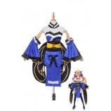 FATE FGO 玉藻の前 コスプレ衣装 人気 ブルー  コスチューム 安い 通販 仮装 CC3231A