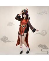 原神 Genshin フータオ コスプレ衣装 コスチューム 変身 仮装  cosplay ハロウイン テージ服 舞台 クリスマス 撮影用 お買い得 通販