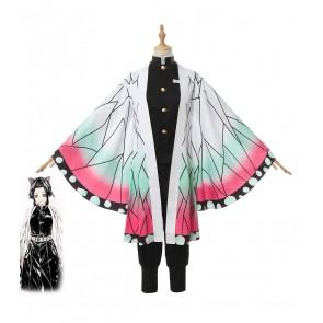 鬼滅の刃 胡蝶しのぶ コスプレ衣装 コスチューム 通販 安い
