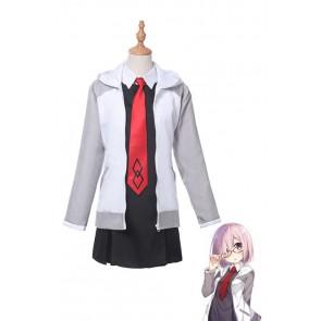 Fate/Grand Order フェイトグランドオーダー マシュ・キリエライト サーブァント コスプレ衣装 通販 仮装CC2974A