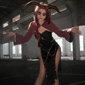 IdentityⅤ 第五人格 祭司 フィオナ コスプレ衣装 コスチューム 安い 通販 仮装