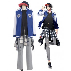 ヒプノシスマイク-Division Rap Battle- Buster Bros!!!    山田二郎 コスプレ コスプレ衣装 コスチューム 安い 通販
