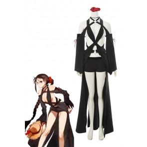 Fate/Grand Order FGO 四周年記念 英霊祭装 虞美人 コスプレ 水着 コスプレ コスプレ衣装