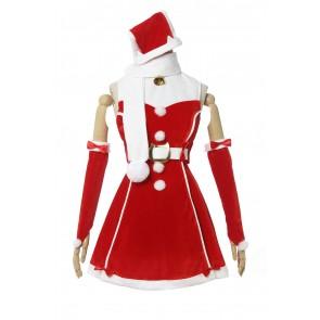 猫娘 コスプレ ショコラ バニラ コスプレ 衣装 セクシー クリスマス特定 赤い 可愛い 姉妹ネコ 女性 プレゼント