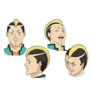 斉木楠雄のΨ難   燃堂力  Pk学園  コスプレ コスプレウィッグ 通販 高品質 ウィッグ 安い かつら