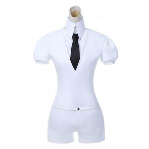 宝石の国 アンターク コスプレ衣装 コスプレ 制服 白 手袋付き コスチューム 安い 通販 仮装
