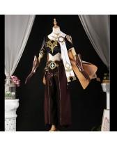 原神 旅人(兄)空    コスプレ衣装 異世界の旅人  げんしん コスチューム Genshin impact   イベンド仮装 お買い得  通販