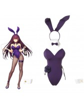 Fate/Grand Order スカサハ 刺し穿つバニー  コスプレ衣装  コスプレ服  バニーガール コスチューム FGO 全アクセサリー