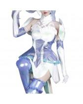 LOL  水晶の薔薇ザイラ コスチューム Zyra Crystal Rose  コスプレ衣装 リーグ・オブ・レジェンド イベント仮装