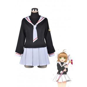 カードキャプターさくら 木之本桜 制服 コスプレ  コスチューム 安い 通販