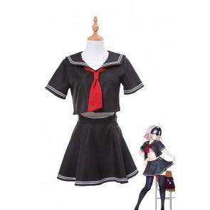 Fate/Grand Order ジャンヌ・ダルク 制服 セーラー服 スプレ衣装 人気 コスチューム 通販 仮装GC291
