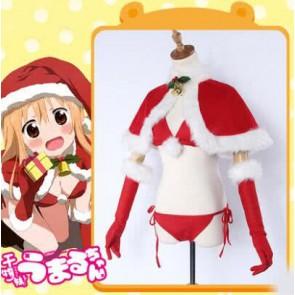 干物妹!うまるちゃん 土间うまる クリスマス コスプレ コスプレ衣装 コスチューム 激安 通販 仮装