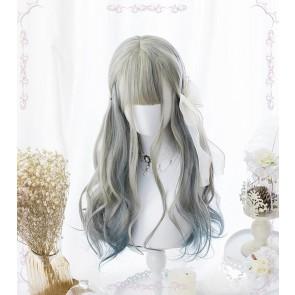 「夏夜」 ロリータ Lolita ウィッグのみ かつら ロリータウィッグ 安い 通販