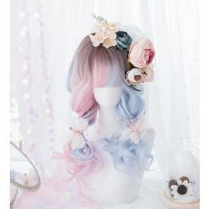 「桜枝」 ロリータ Lolita ウィッグのみ かつら ロリータウィッグ 安い 通販