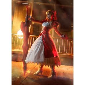 FATE FGO ネロ セイバー レッド コスプレ衣装 イベント 人気 ドレス コスチューム 安い 通販 仮装